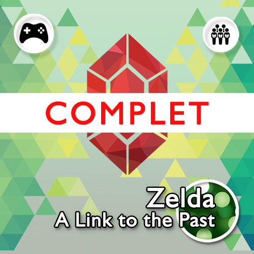 Zelda: A Link to the Past 25 mai 2019